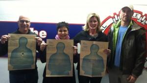 Satisfied National Shooters graduates!
